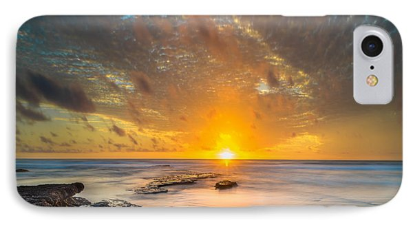 Seaside Sunset - Square IPhone Case