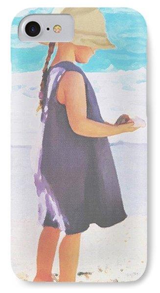 Seaside Treasures IPhone Case by Sophia Schmierer