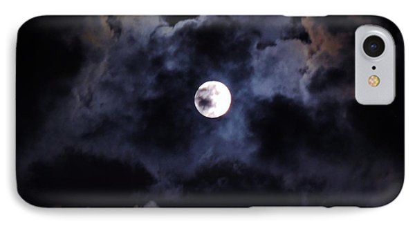 Seasonal Blue Moon IIi IPhone Case