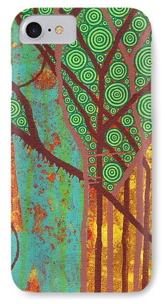 Seasons #1 Phone Case by Kelly Pound