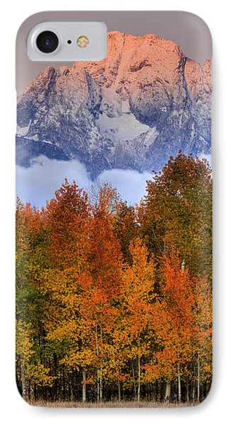 Seasons Change IPhone Case by Aaron Whittemore