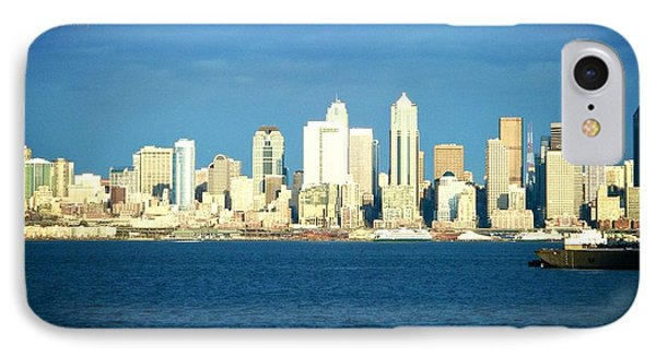 Seattle IPhone Case