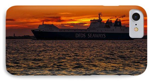 Seaways Phone Case by Svetlana Sewell