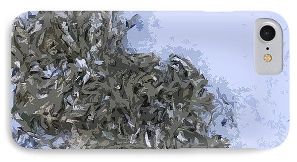 Seaweed Phone Case by Carol Lynch
