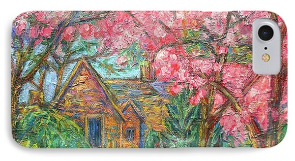 Secluded Home IPhone Case by Kendall Kessler