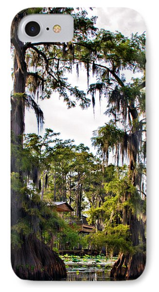 Secluded Retreat Phone Case by Lana Trussell