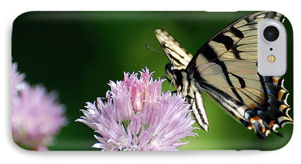 Second Nature Butterfly Phone Case by Christina Rollo