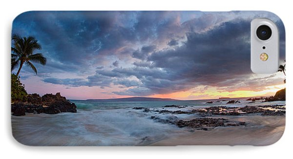 Secret Beach Pano IPhone Case by James Roemmling