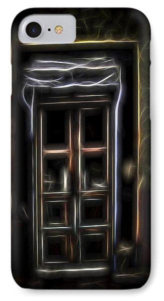 Secret Doorway IPhone Case