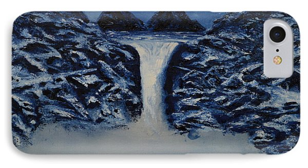 IPhone Case featuring the painting Secret Places by Shawn Marlow