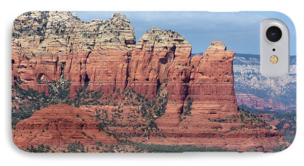 IPhone Case featuring the photograph Sedona 1 by Tom Doud