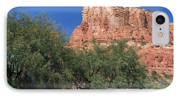 Sedona 2 IPhone Case by Tom Doud