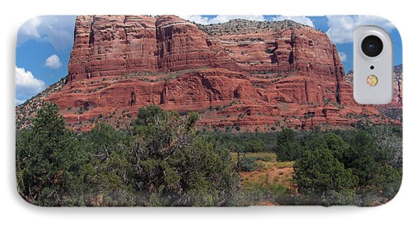 IPhone Case featuring the photograph Sedona 6 by Tom Doud