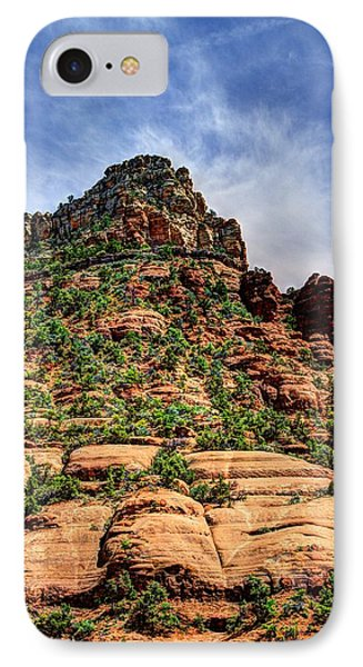 Sedona Arizona Mountains IPhone Case
