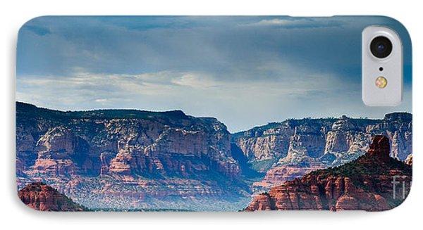 Sedona Arizona Panorama IPhone Case