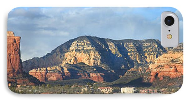 Sedona Arizona Panoramic IPhone Case