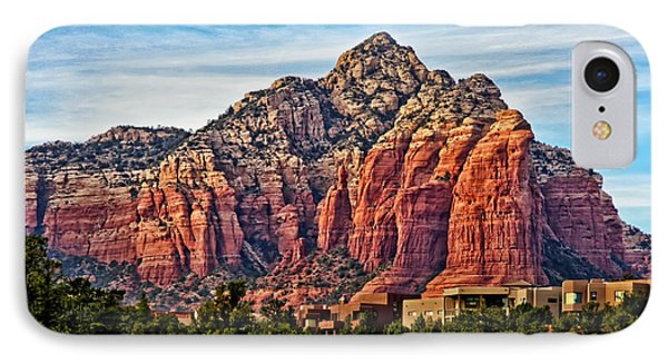 Sedona Arizona Red Rock IPhone Case