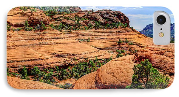 Sedona Arizona Scenery IPhone Case
