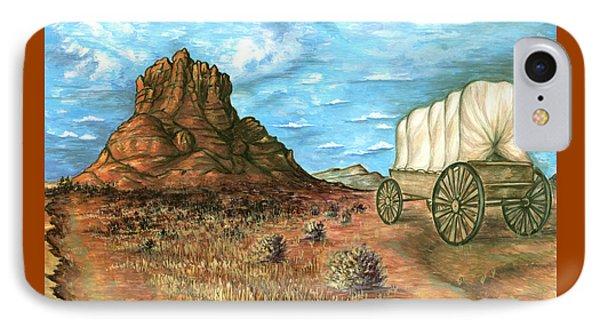 Sedona Arizona - Western Art Landscape IPhone Case by Art America Gallery Peter Potter