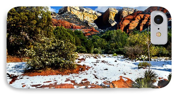 Sedona Arizona - Wilderness IPhone Case by Bob and Nadine Johnston
