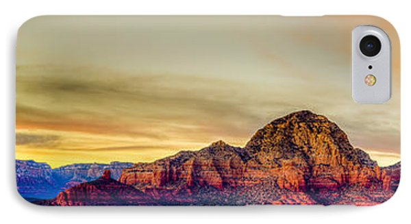 Sedona Colors IPhone Case by Michael Petrizzo
