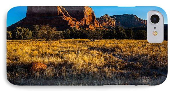 Sedona Light Phone Case by Bill Cantey