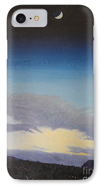 Sedona Moon Phone Case by Beverly Theriault