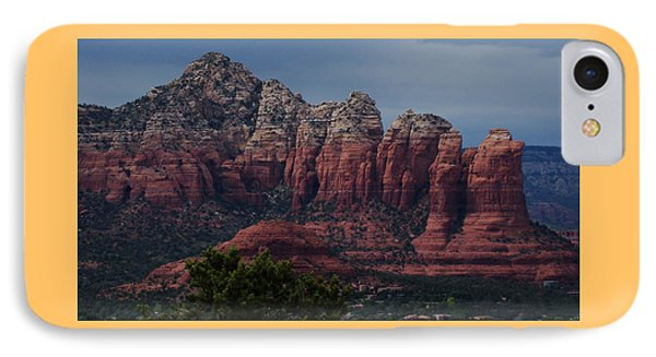 Sedona Red Rock Country  IPhone Case by Beverly Guilliams