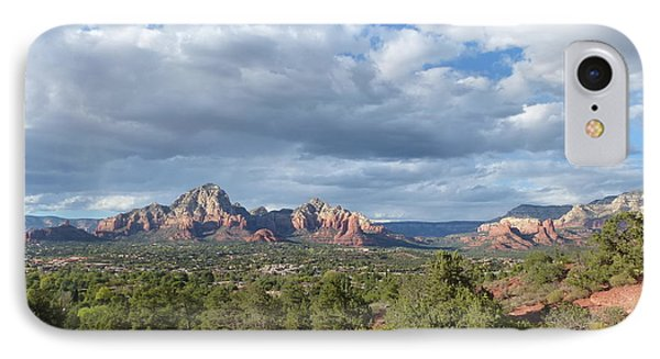 Sedona View Trail IPhone Case by Marlene Rose Besso