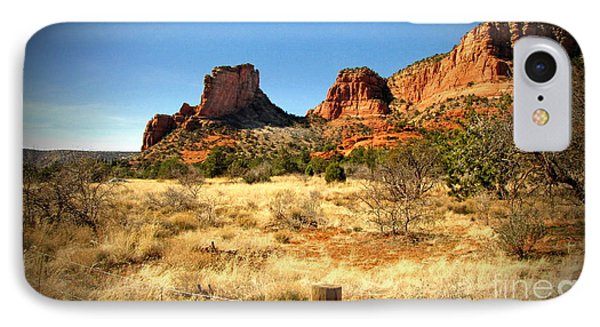 Sedona Vignette IPhone Case by Marilyn Smith