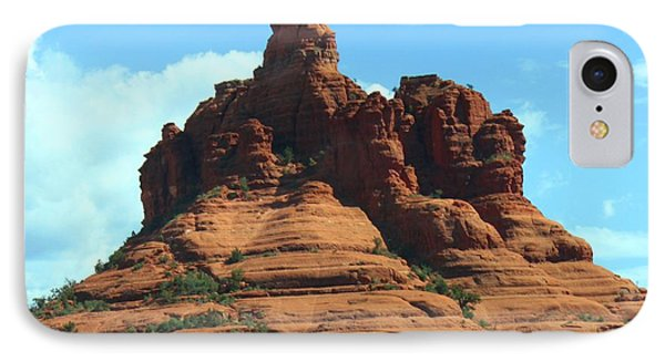 Sedona's Red Rock Phone Case by French Toast