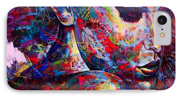 Seductive Art Phone Case by Laura Jimenez