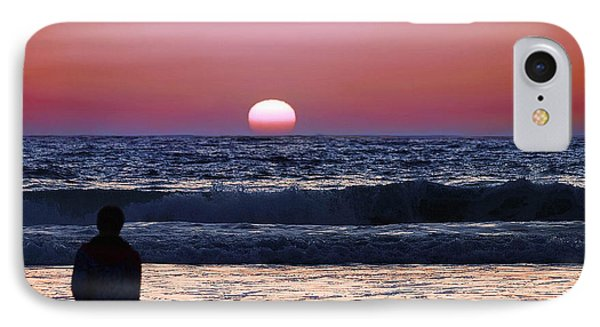 See The Sun Set Phone Case by Camille Lopez