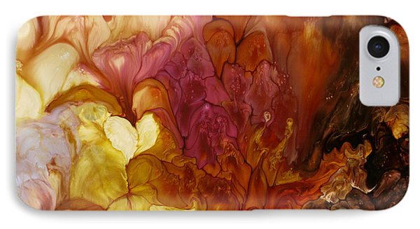 Seeds Of Change IPhone Case by Lia Melia