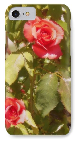 Seeing Double Phone Case by Bobbee Rickard