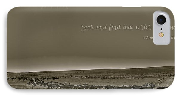Seek And Find IPhone Case