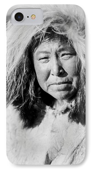 Selawik Indian Woman Circa 1929 IPhone Case