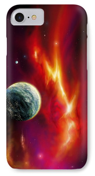 Solarian IPhone Case