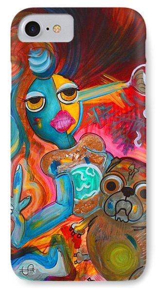 Self Phone Case by Laura Barbosa