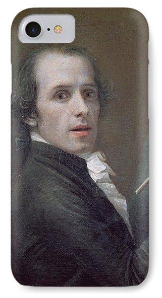 Self Portrait, 1790 Oil On Canvas IPhone Case