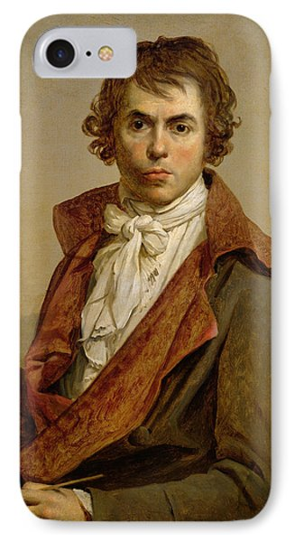 Self Portrait, 1794 Oil On Canvas IPhone Case