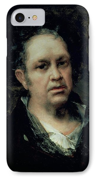 Self Portrait, 1815 Oil On Canvas IPhone Case