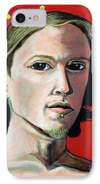 Self Portrait 1995 Phone Case by Feile Case