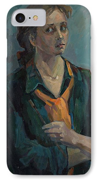Self Portrait 2004 IPhone Case