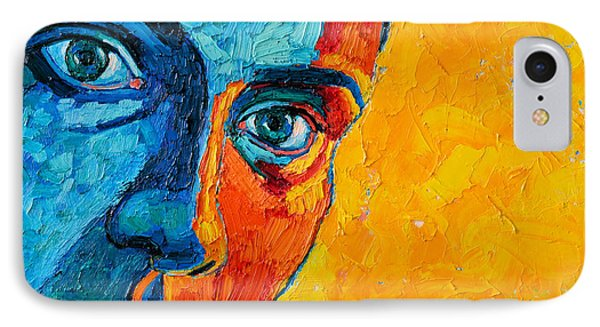 Self Portrait Phone Case by Ana Maria Edulescu