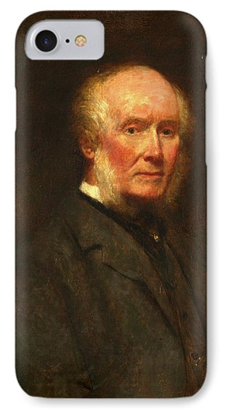 Self-portrait At The Age Of 83 Signed And Dated IPhone Case