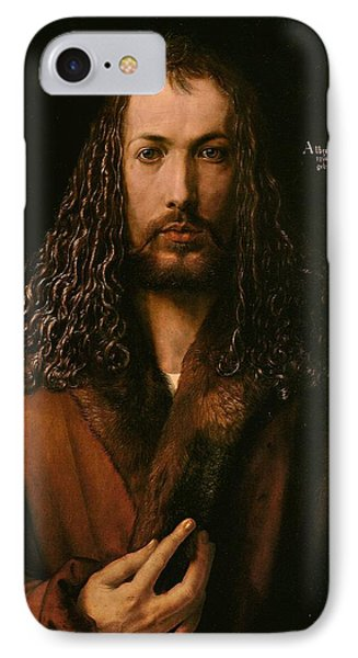 Self Portrait At The Age Of Twenty Eight 1500 Phone Case by Philip Ralley