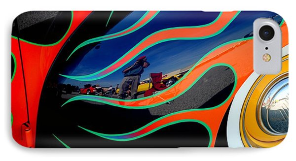 Self Shot Phone Case by Frozen in Time Fine Art Photography