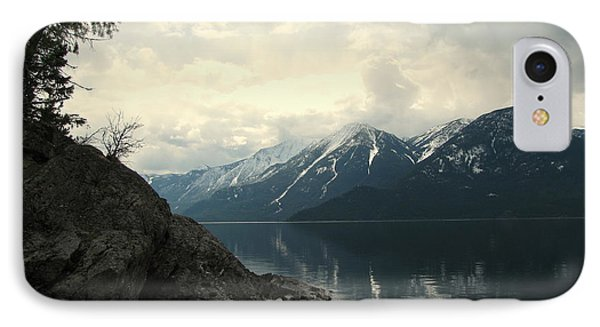Selkirks In The Spring IPhone Case by Leone Lund