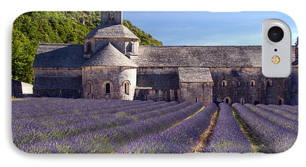 Senanque Abbey Phone Case by Bob Phillips